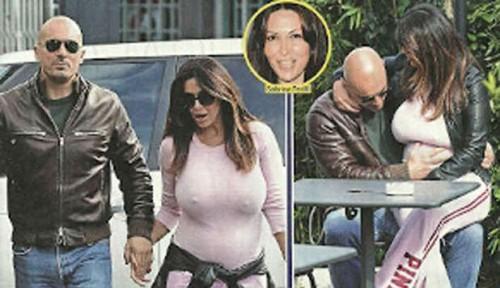 Sara Varone incinta e felice col suo Alessandro